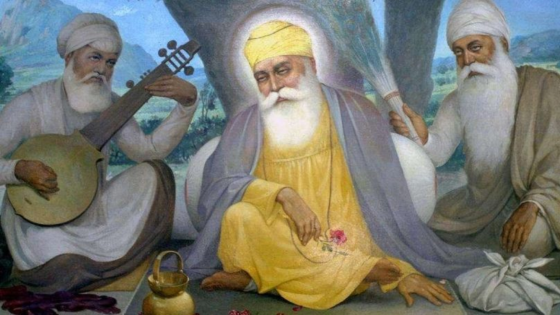 The Magical Vibrations of Ray Man Shabad