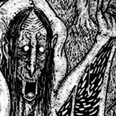 Gwrach-y-Rhibyn, The Hag of the Warning