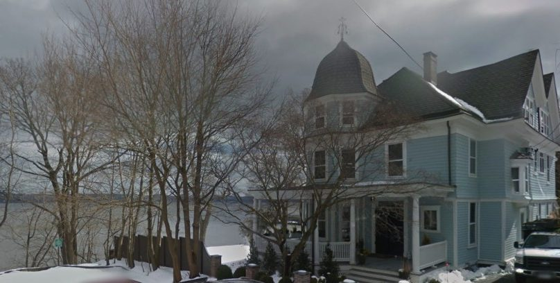 The Haunted House On The Hudson