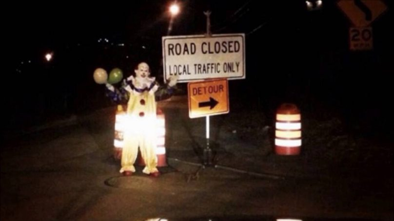 Killer Clown Sightings
