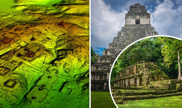 New ancient Mayan megalopolis found in Guatemala