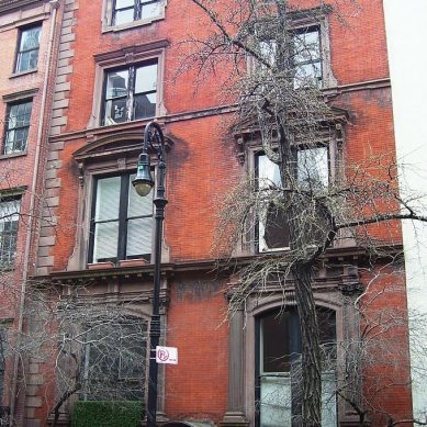 The New York City House of Death