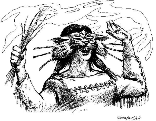Wampas Cat